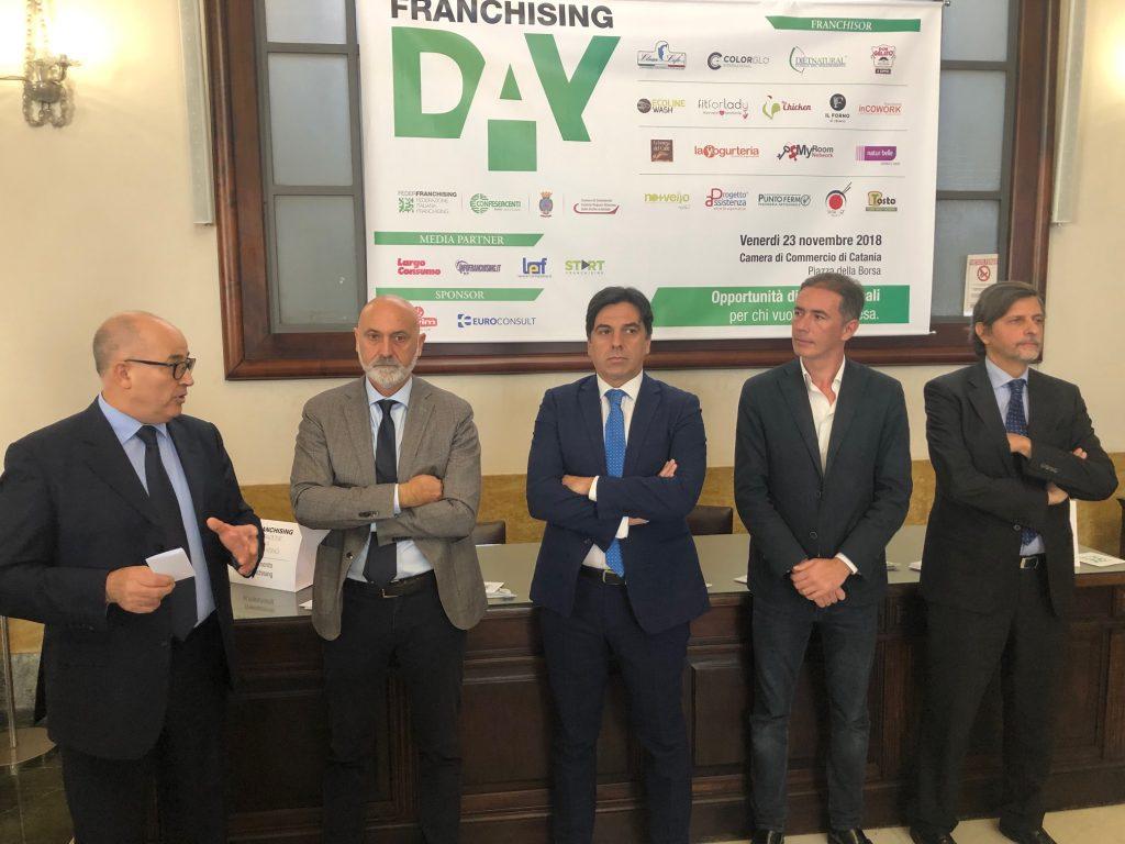 """A Catania il primo """"Franchising Day"""" per la Sicilia"""