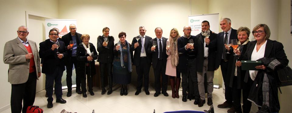 Padova: Confesercenti premia a Vicenza sul tema del passaggio generazionale