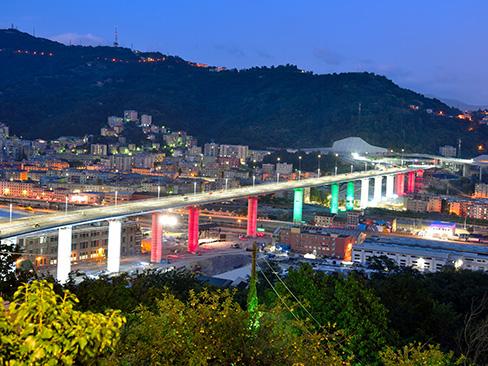 ponte-genova,-oggi-l'inaugurazione