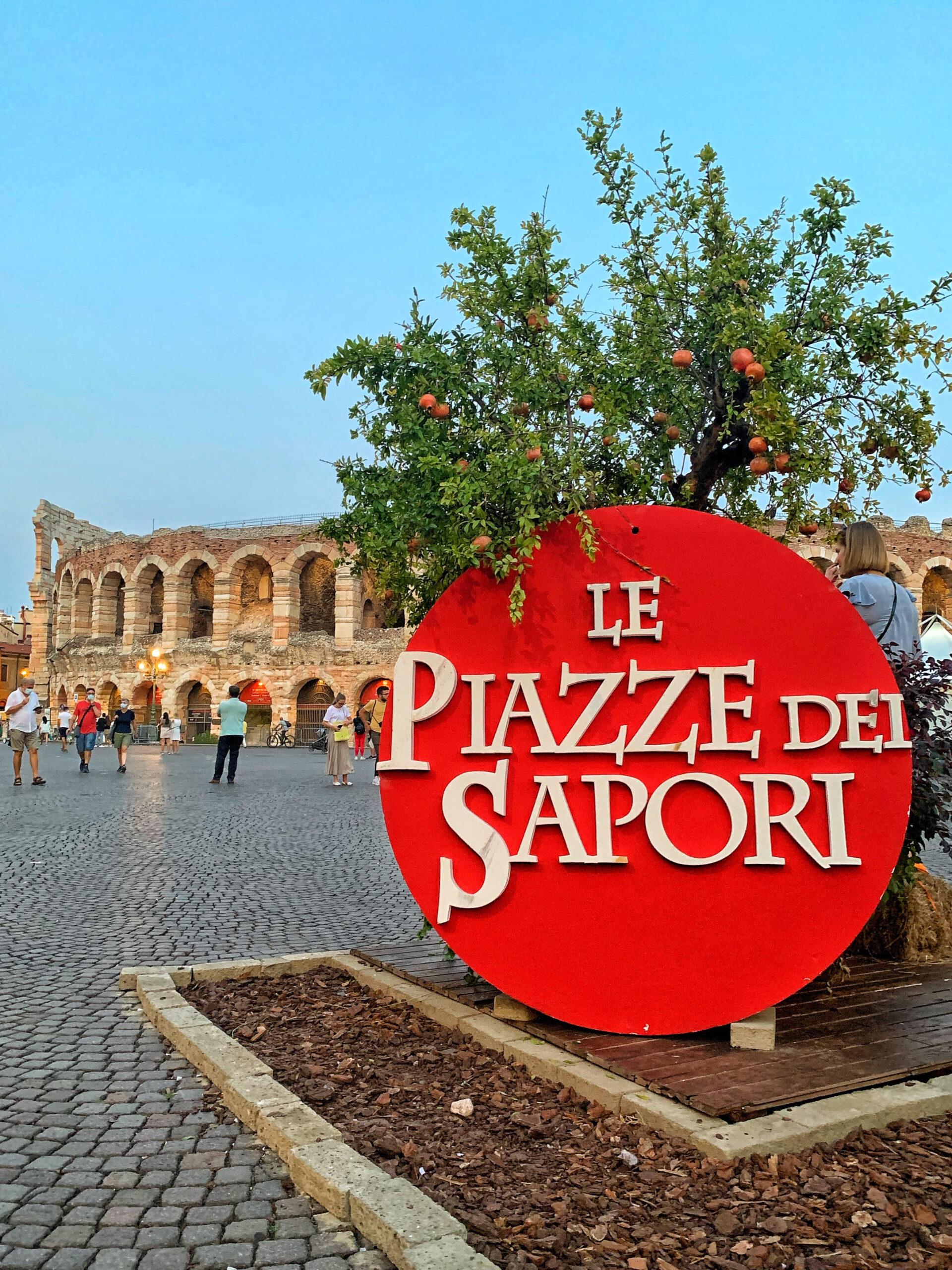 """Confesercenti Verona, """"Le Piazze dei Sapori"""": obiettivo raggiunto: agganciato il turismo di prossimità, quasi 70 mila le visite"""