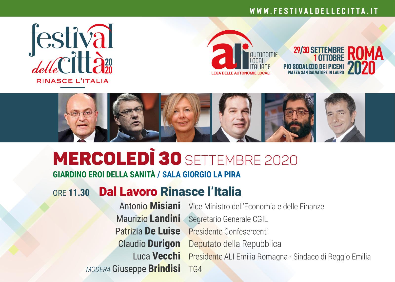 """la-presidente-de-luise-partecipera-al-dibattito-""""dal-lavoro-rinasce-l'italia"""""""