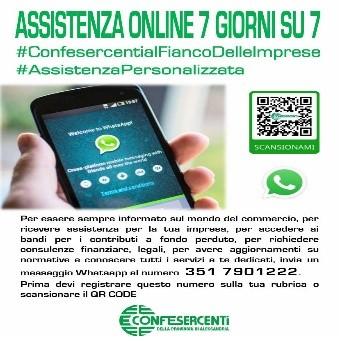 confesercenti-alessandria:-consulenza-gratuita-on-line-7-giorni-su-7-a-tutti-gli-imprenditori-della-provincia
