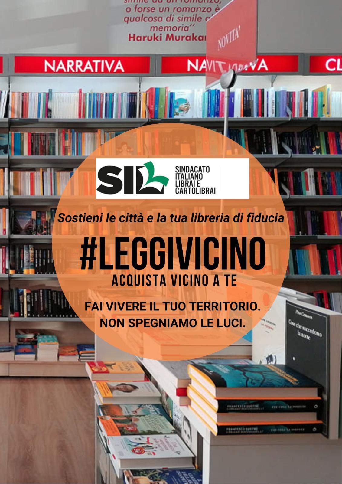 editoria:-sil-confesercenti-da-via-alla-campagna-di-sensibilizzazione-#leggivicino,-a-sostegno-delle-librerie-dei-territori