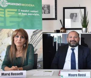 """La campagna di Confesercenti Modena, """"I tuoi negozi, il tuo Natale. Vicino a te"""" è un appello ai cittadini"""