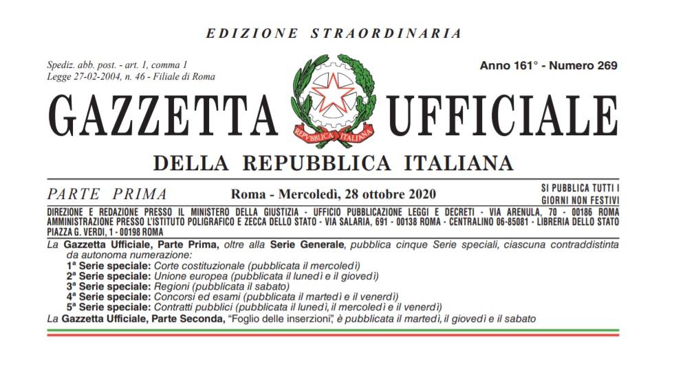 DL Riscossione: pubblicato in Gazzetta Ufficiale. Stop cartelle ed atti fino al 31 gennaio