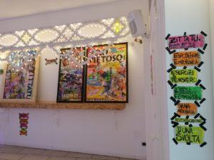confesercenti-bat:-katia-albanese-espone-le-sue-opere-nel-suo-locale,-iniziativa-che-apre-le-porte-all'arte-e-alla-cultura-in-un-periodo-difficile-per-il-settore