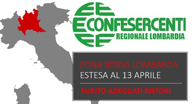"""confesercenti-lombardia:-""""zona-rossa-estesa-fino-al-13-aprile:-subito-adeguati-sostegni"""""""