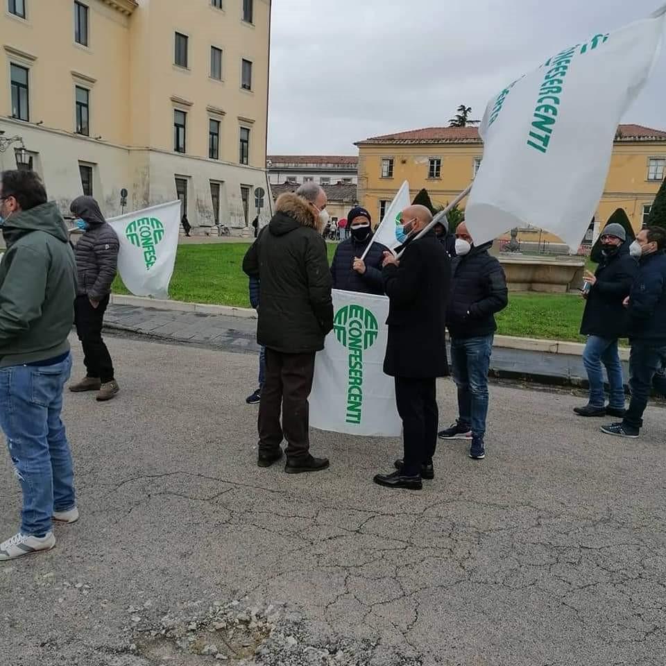Confesercenti Campania, Fiesa: sempre in prima linea al fianco delle imprese