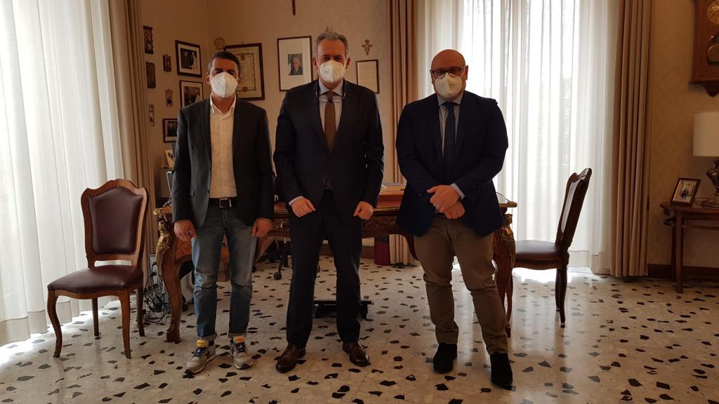 Anva Confesercenti Abruzzo incontra il Prefetto Forgione