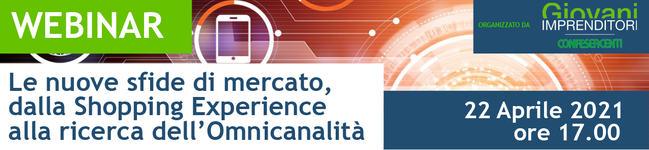 Confesercenti Veneto Centrale: il padovano Andrea Gaddi al webinar su Shopping Experience