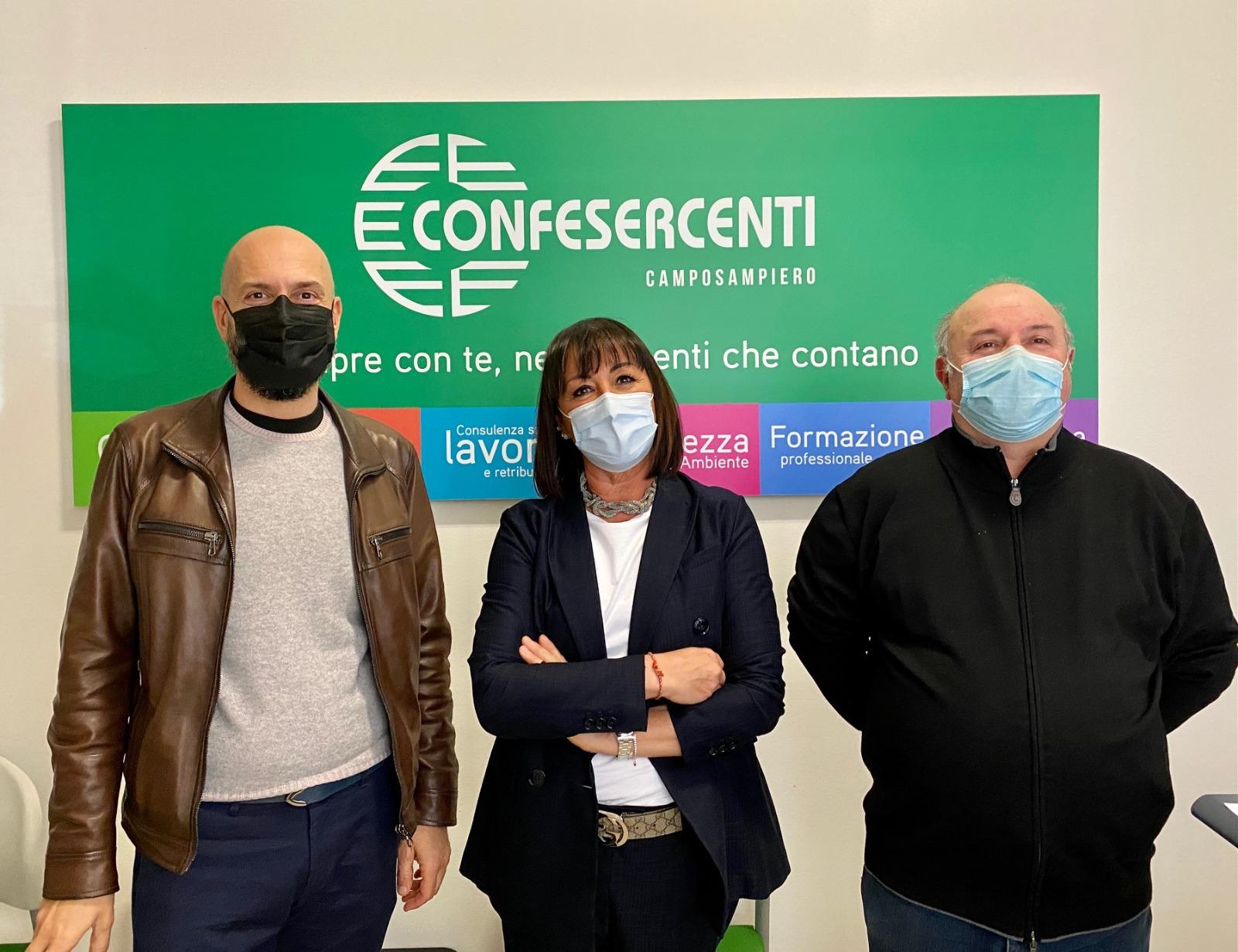 Confesercenti Veneto Centrale: è Lorenzo Casa il nuovo Presidente di Confesercenti Camposampiero
