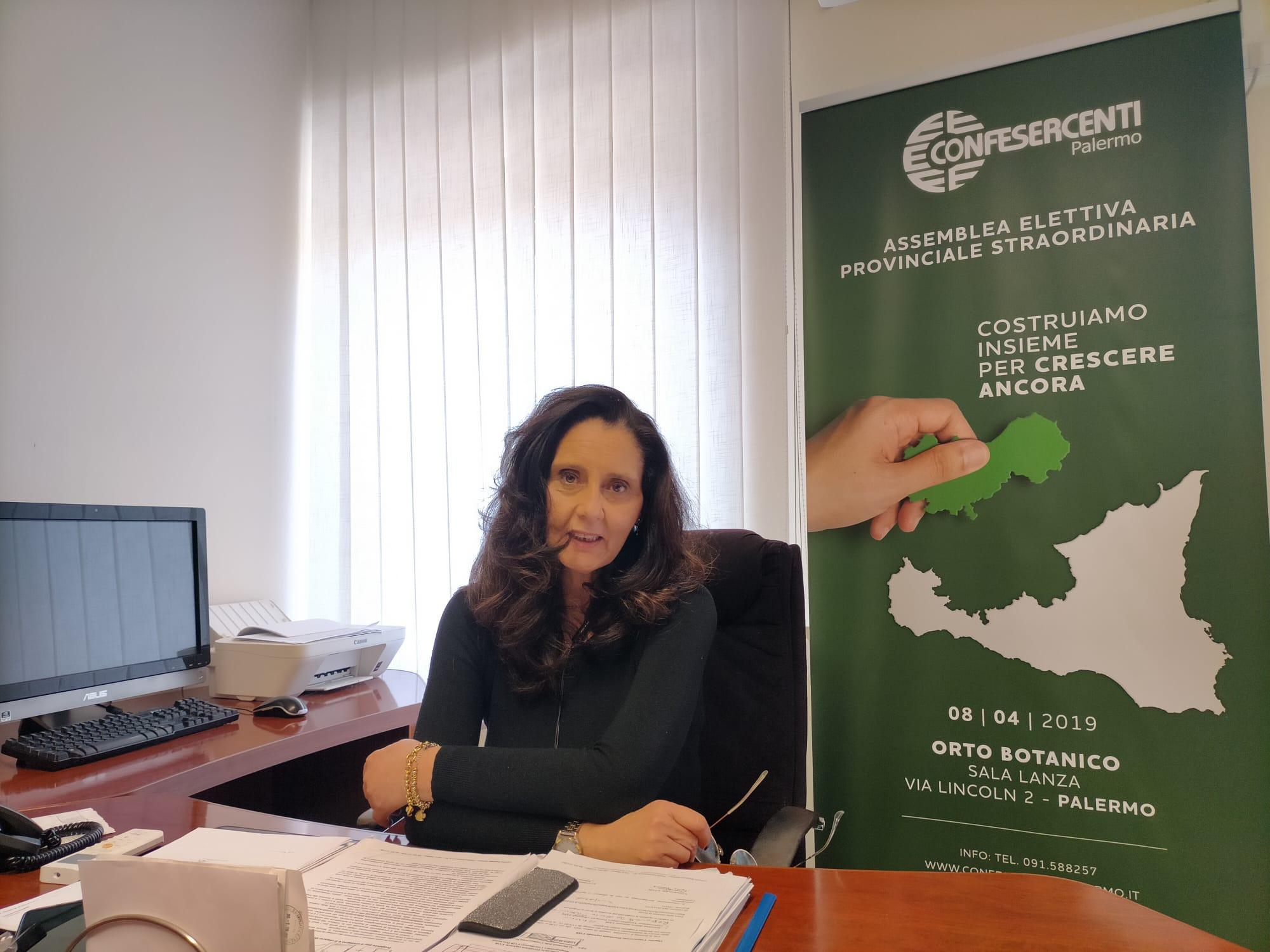 Confesercenti Sicilia, Faib: Francesca Costa riconfermata Presidente. Eletti anche i componenti della Presidenza Regionale