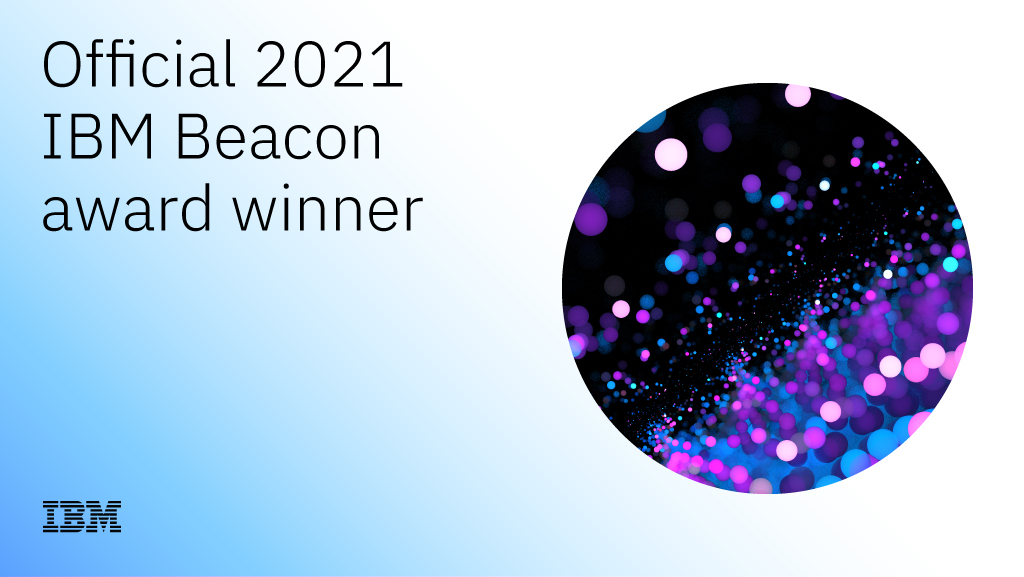 Deep Lab vince l'IBM Beacon Award 2021