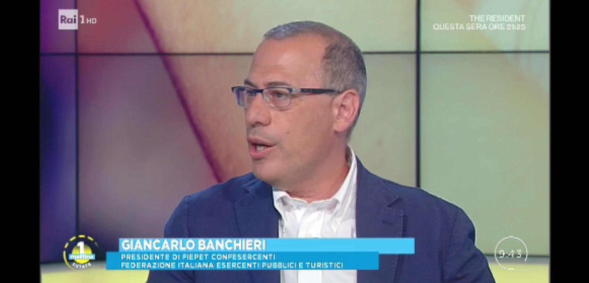 Fiepet incontra Giorgetti: La priorità è riaprire, il 14 maggio si valuti anche la fine del divieto di consumo all'interno dei locali