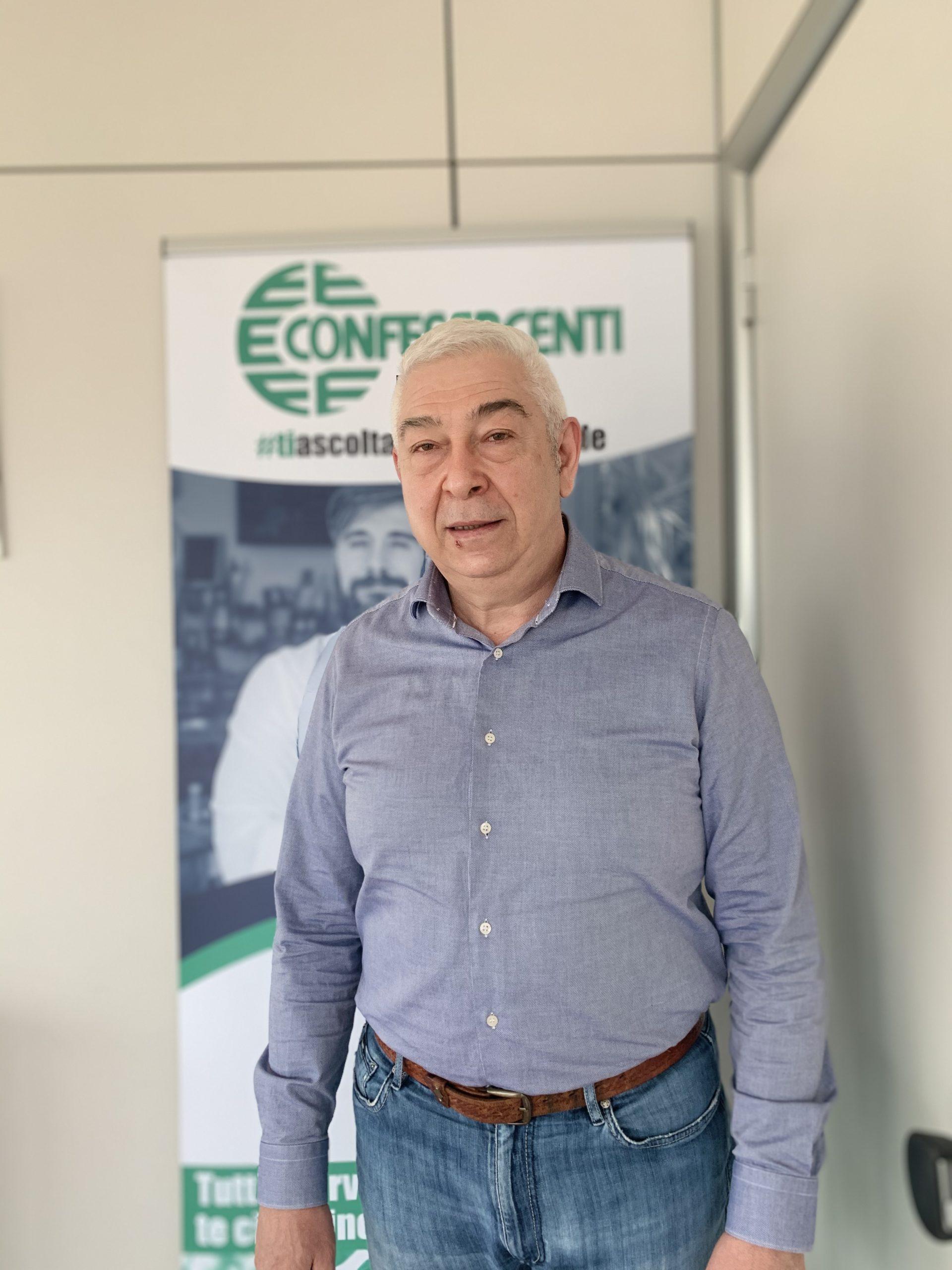 Confesercenti Pistoia: Leonardo Bolognini confermato Presidente Confesercenti Piana