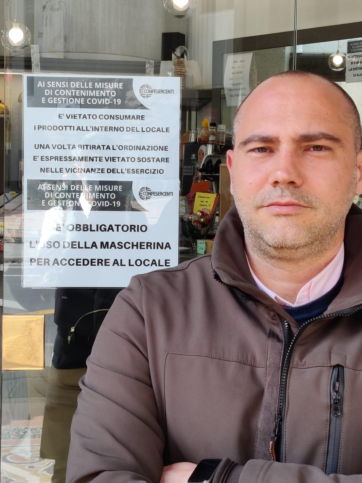 """Fiepet Confesercenti Liguria, bar: l'amaro bilancio della """"ripartenza"""""""