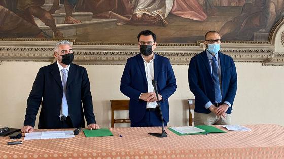 """Confesercenti Veneto Centrale: """"Vicenza la città che vorrei"""", firmato il protocollo d'intesa tra Comune e Confesercenti"""