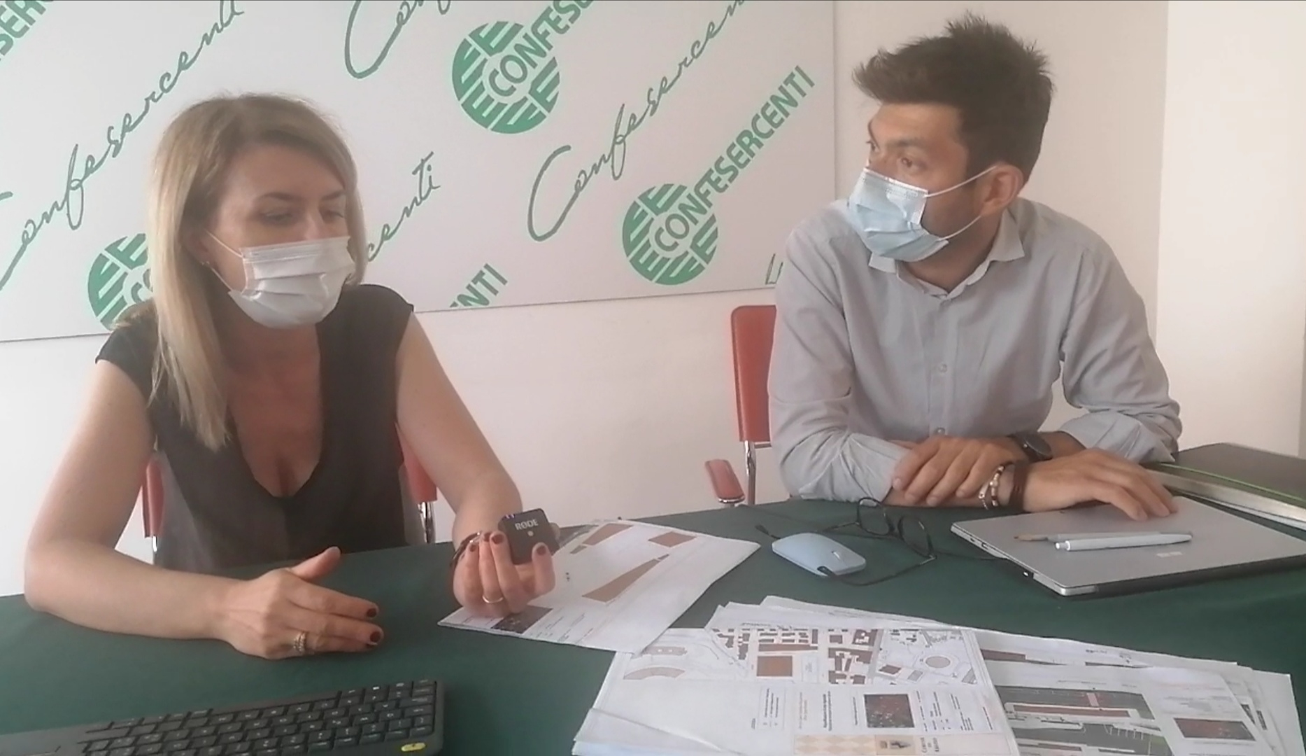 Confesercenti Arezzo, riqualificazione del quartiere Saione: incontro con l'Assessore Alessandro Casi