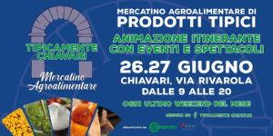 Confesercenti Liguria: al via il Mercatino dei Sapori di Chiavari nel segno della tradizione di un appuntamento consolidato