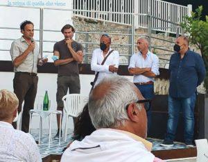 Assoturismo Confesercenti: gli operatori turistici riuniti alla Yumara sul Porto di Maratea per un brindisi beneaugurale