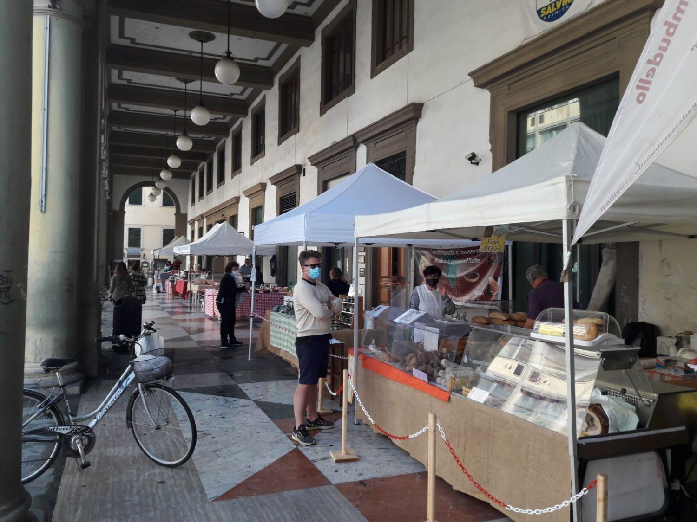 Confesercenti Arezzo: nuovo appuntamento con il Mercatale sotto i portici di via Roma