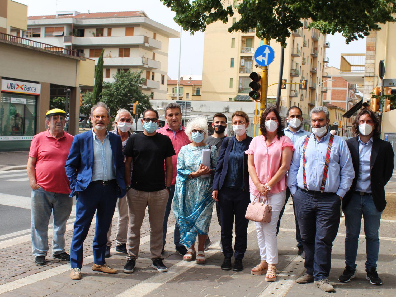Confesercenti Arezzo: costituita l'associazione Alò Saione Centro Commerciale Naturale