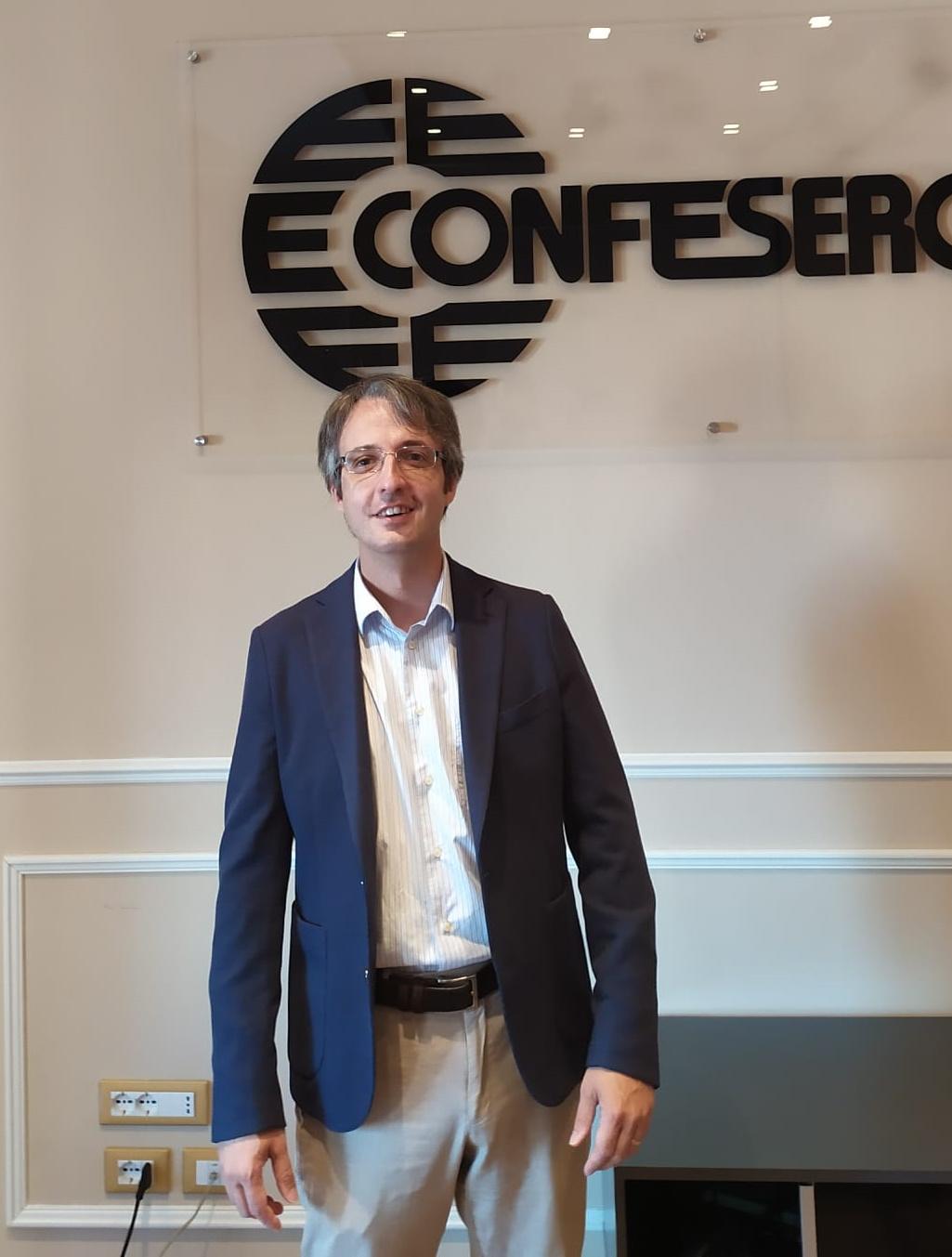 Confesercenti Genova: Paolo Barbieri è il nuovo Direttore