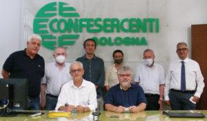 Confesercenti Bologna: L'Assemblea Elettiva ha riconfermato Massimo Zucchini e Loreno Rossi Presidente e Direttore