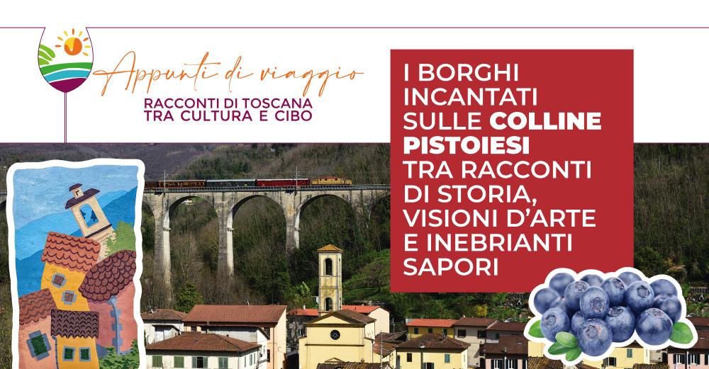 """Confesercenti Pistoia presenta """"Appunti di Viaggio"""": racconti di Toscana tra Cultura e Cibo"""