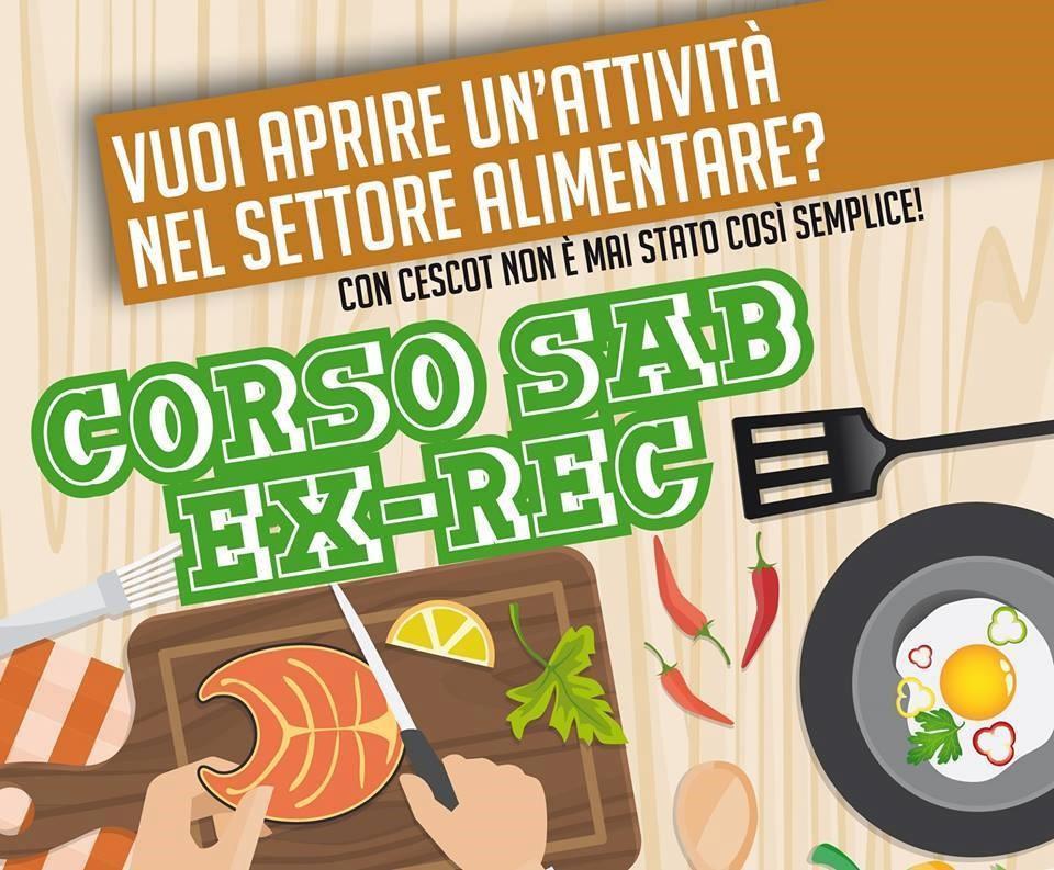 Ce.s.co.t. Liguria: al via il corso abilitante per commercio e somministrazione alimenti ex-rec