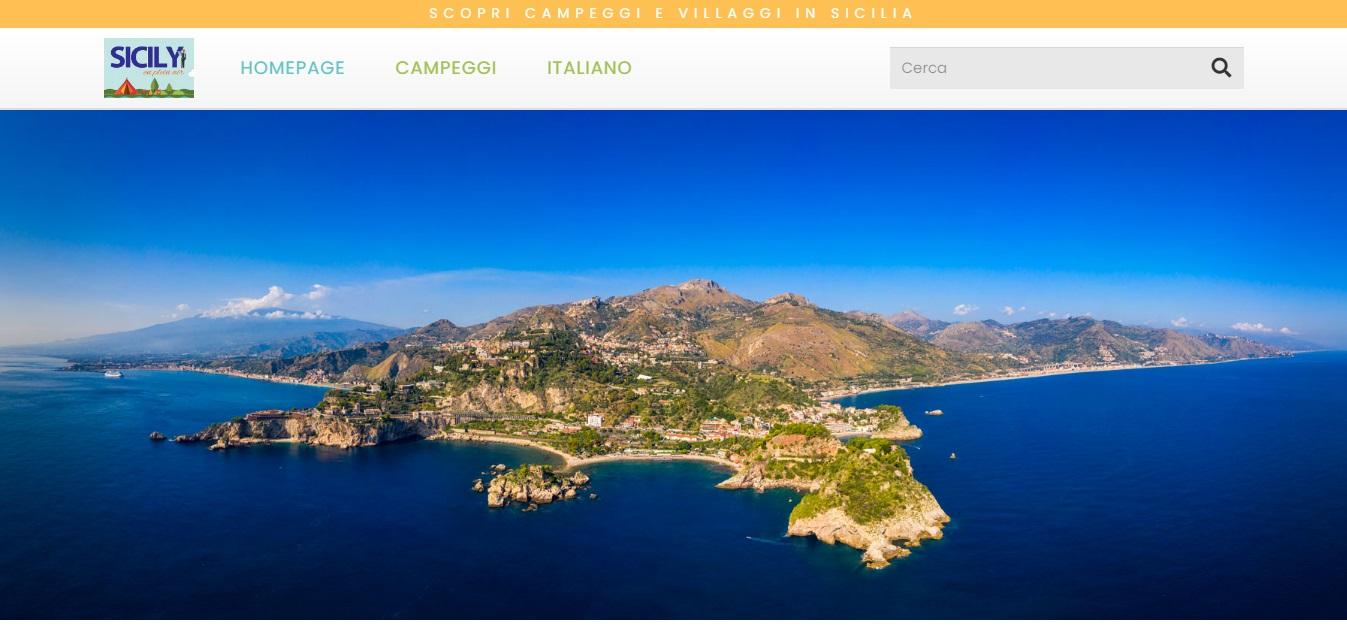 Assocamping Confesercenti Sicilia al Salone del Camper di Parma per presentare il portale Sicilyenpleinair.com