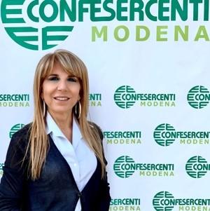 Confesercenti Modena: Marvj Rosselli riconfermata Direttore Provinciale