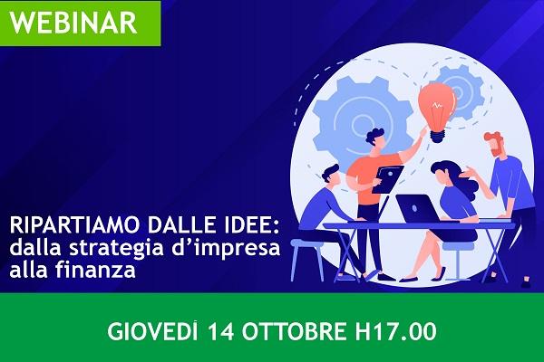 """giovani-imprenditori-confesercenti,-webinar-""""ripartiamo-dalle-idee:-dalla-strategia-d'impresa-alla-finanza"""""""
