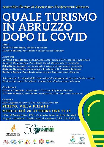 assoturismo-confesercenti-abruzzo:-a-pineto-l'assemblea-regionale